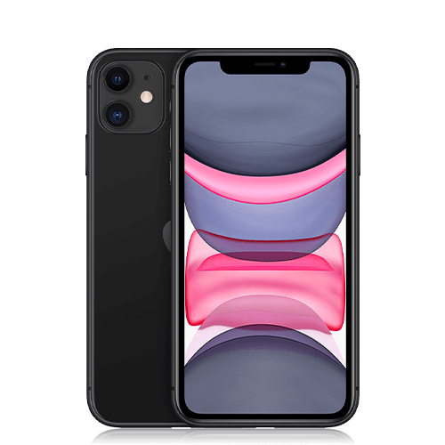 iPhone-11-front-black-lang at lowest price near me Newmarket